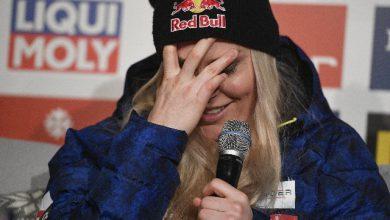 Lindsey Vonn lascia lo sci, al suo posto Sofia Goggia