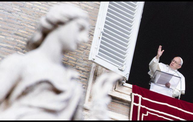 Papa Francesco contro la tratta
