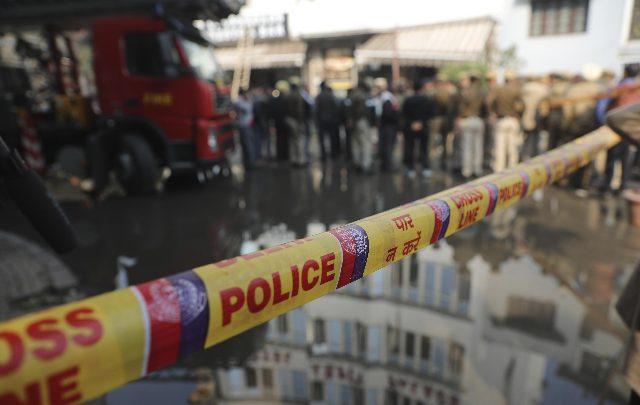 Tragico Incendio in India