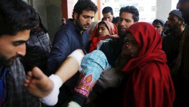 Esplosione in scuola nel Kashmir