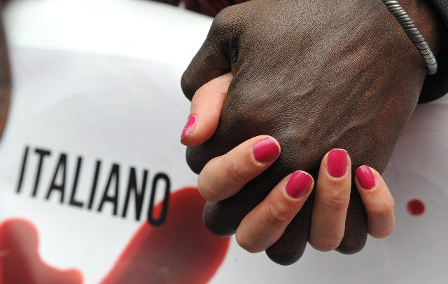 Melegnano, oltre 1.500 persone alla manifestazione contro il razzismo