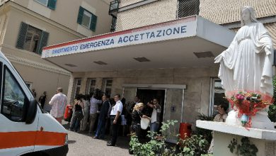Roma, grave una bimba di 3 anni picchiata dal compagno della madre