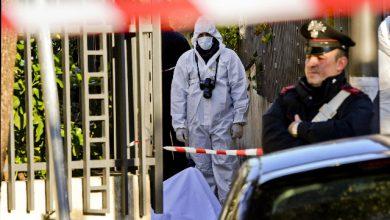 Padova, uomo si spara in testa dopo un violento litigio con la moglie - Foto ANSA