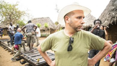 Checco Zalone, il suo prossimo film si chiamerà 'Tolo Tolo' e uscirà il 25 dicembre. Foto ANSA