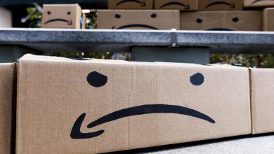 Amazon, stop a consegne in Lombardia. Foto ANSA