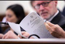 M5S, parte la consultazione online sul caso Diciotti. Foto ANSA