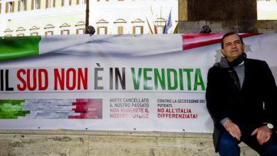 De Magistris: autonomia anche per Napoli e il Sud
