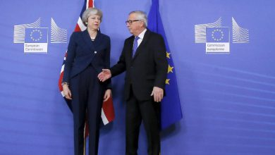 Junker May Brexit