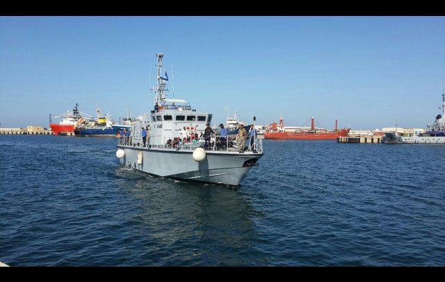 Francia, 6 imbarcazioni da Macron per la Marina Libica. Foto ANSA