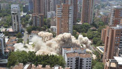 Demolita casa di Pablo Escobar a Medellin