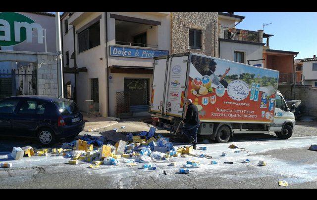 Latte Sardegna, nuovo assalto