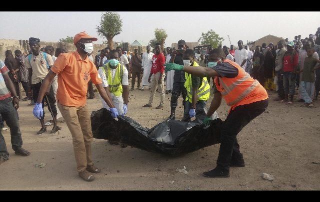 Nigeria, autorità confermano attentato terroristico Boko Haram. Foto ANSA