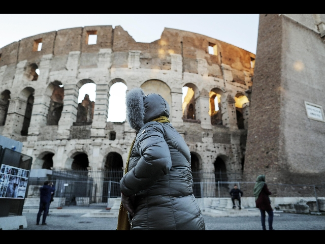 VIDEO – Maltempo, raffiche di vento a Roma e Civitavecchia. Marangone allucinante - Icona News