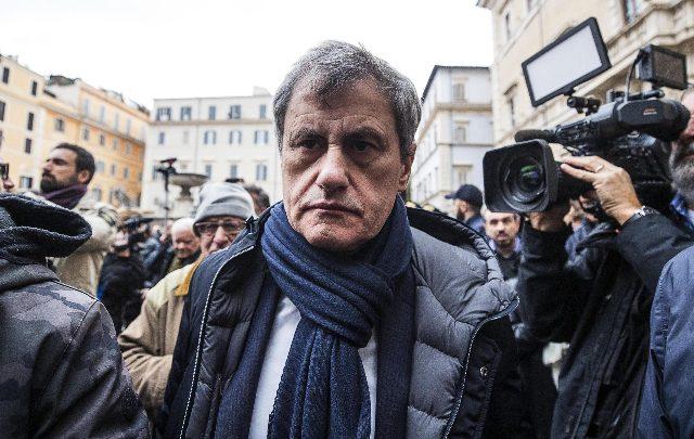 Gianni Alemanno condannato a sei anni per corruzione e finanziamento illecito