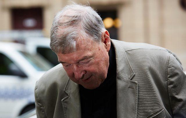 Pedofilia, cardinale George Pell giudicato colpevole. Foto ANSA