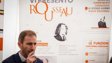 Rousseau Davide Casaleggio