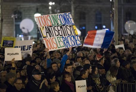 Antisemitismo Francia