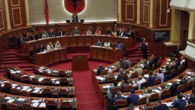 Albania parlamento