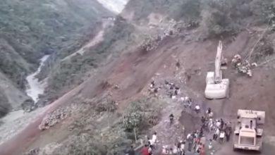 Bolivia, frana travolge un gruppo di persone