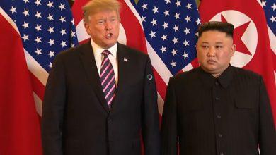Trump e Kim jong un