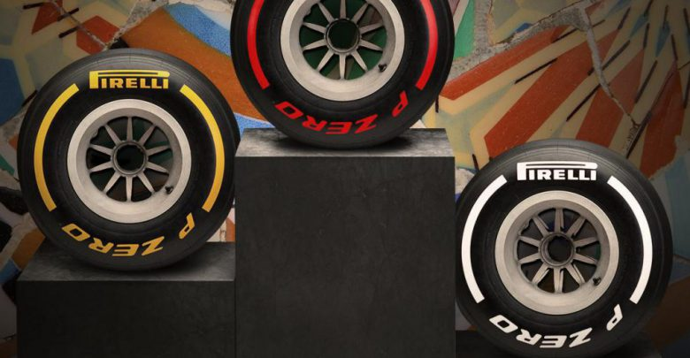 Pirelli mescole formula 1