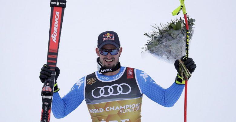 Dominik Paris vince la Coppa del Mondo al SuperG di Soldeu