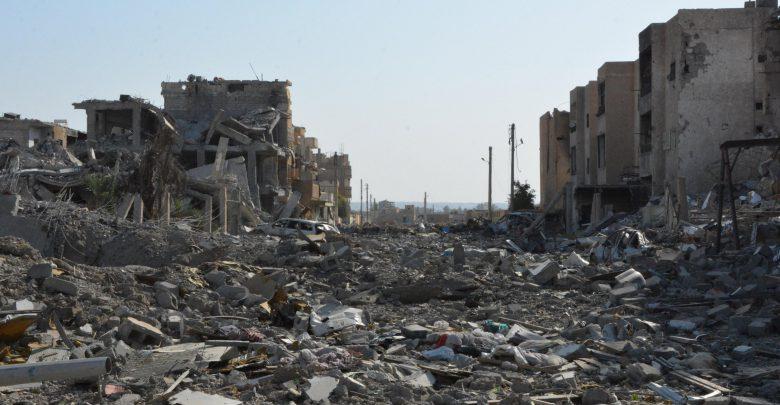 Raqqa Siria Isis