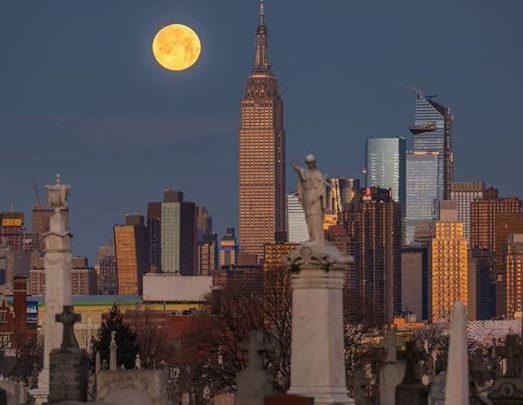 New York. Foto Instagram/maximusupinnyc