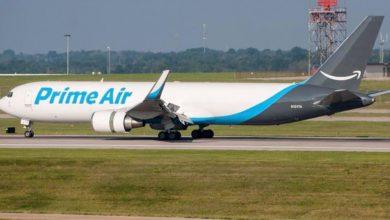 aereo amazon air cargo Texas