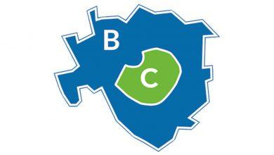 area B