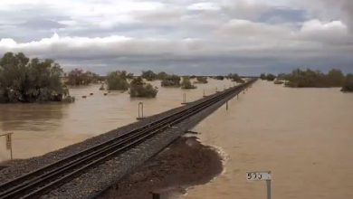Alluvione in Australia- fonte video Severe Weather Europe