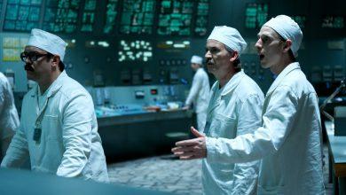 Prime immagini della mini serie Chernobyl. Foto HBO