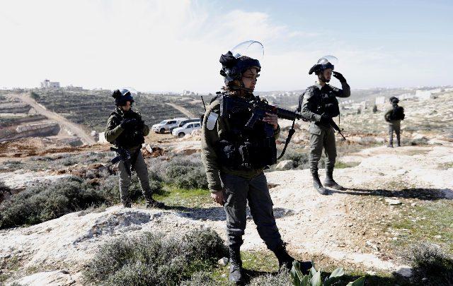 israele-soldati