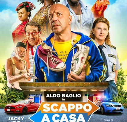 Scappo a Casa, film con Aldo senza Giovanni e Giacomo