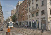 Milano, pedone investito dal tram