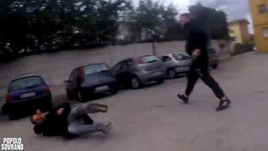 Pescara, troupe Rai aggredita