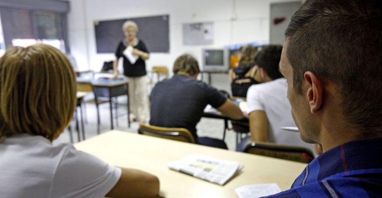 Vicenza maestra alunno