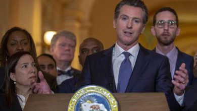 California Gavin Newsom pena di morte