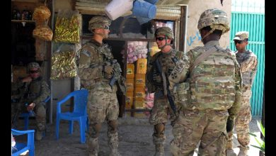 Afghanistan truppe