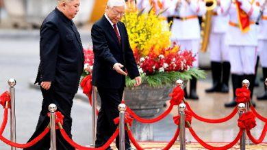 Kim Jong-un in Vietnam