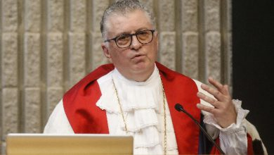 Tor Vergata, a processo il Rettore Giuseppe Novelli. Foto ANSA