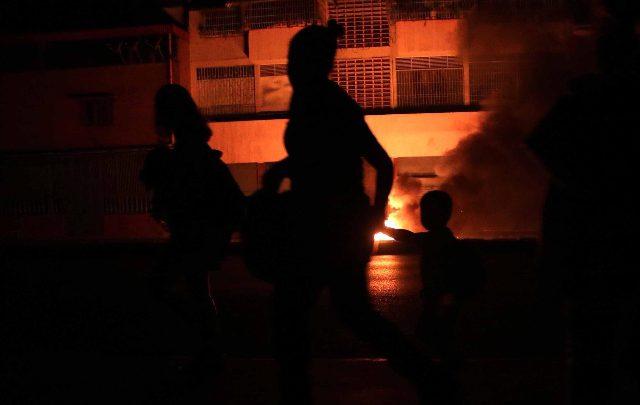 Venezuela in blackout
