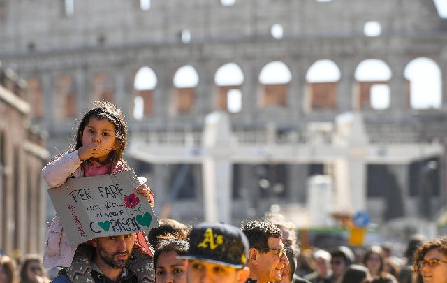 Fridays for Future - Roma