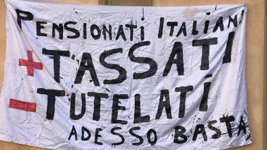 Pensioni, sindacati annunciano protesta