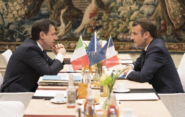 Tav, incontro Conte-Macron