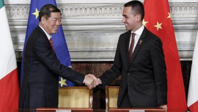 Di Maio dopo accordi Italia-Cina