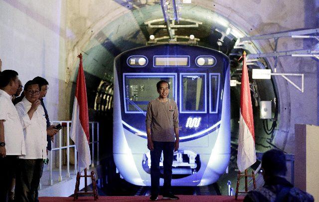 Indonesia, inaugurata prima linea metro