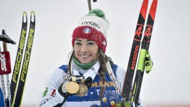 Dorothea Wierer vince la Coppa del Mondo di Biathlon