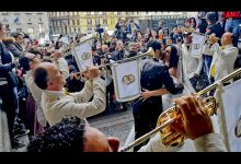 nozze trash a Napoli