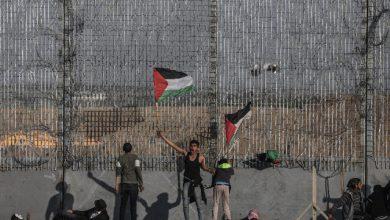 """Gaza """"Marcia del Milione"""""""